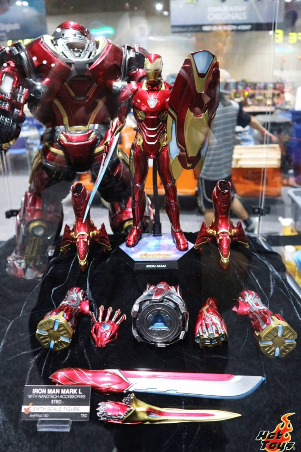 Avengers - Infinity Wars - Iron Man Mark L (50) 1/6 (Hot Toys) Vnkkia10