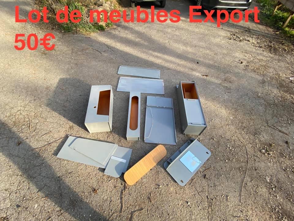 Pièces Export non-matic, confort-matic et tout modèle 16246610