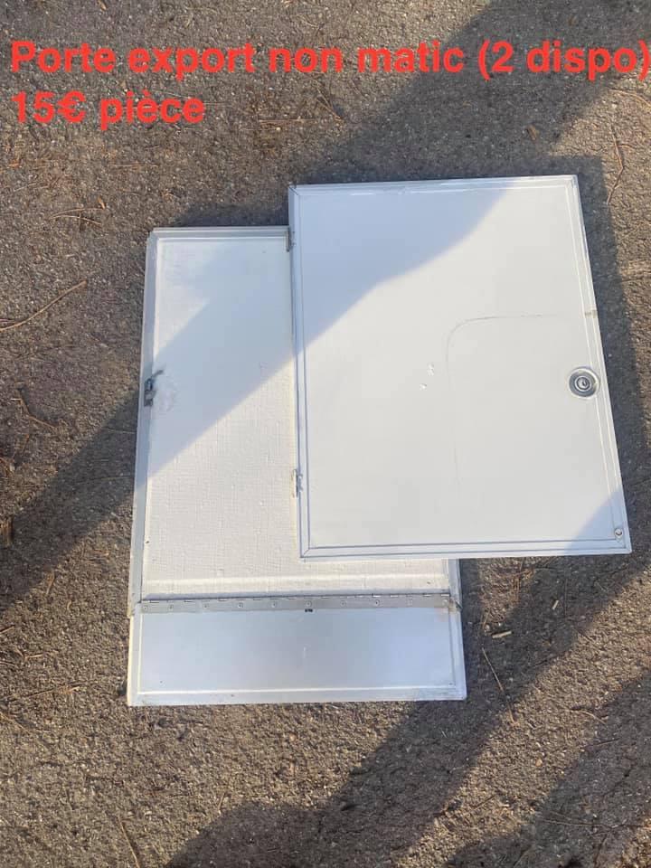 Pièces Export non-matic, confort-matic et tout modèle 16323210