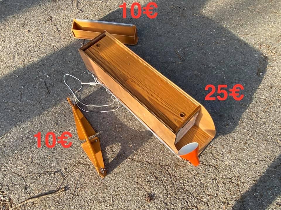Pièces Export non-matic, confort-matic et tout modèle 16328110