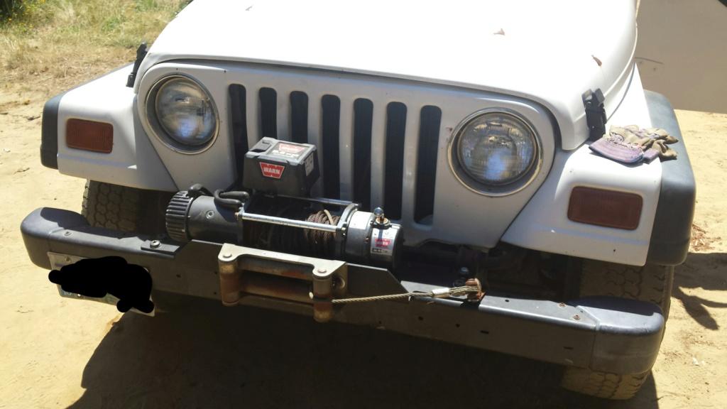 1997 Jeep wrangler  20180711