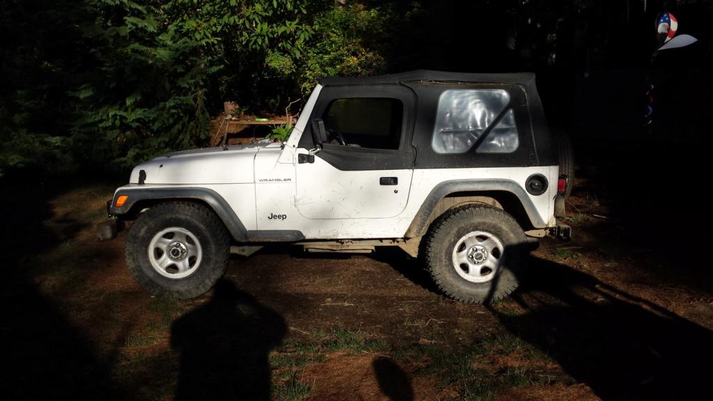 1997 Jeep wrangler  20181010