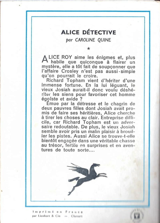 Les anciennes éditions de la série Alice. Img06021