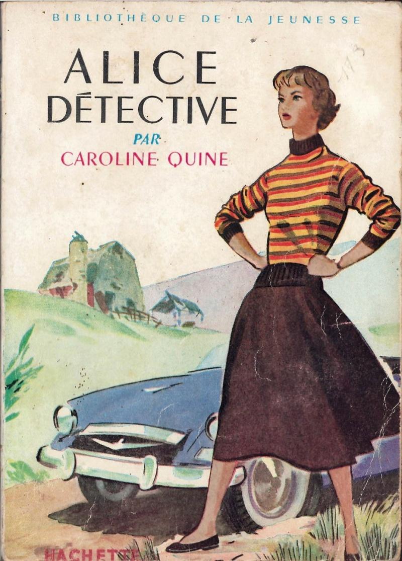 Les anciennes éditions de la série Alice. Img06022