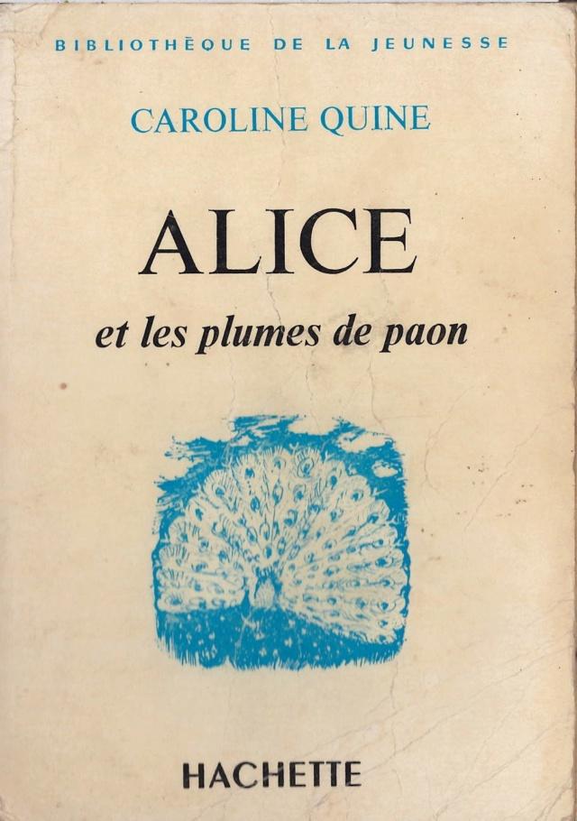 Les anciennes éditions de la série Alice. - Page 7 Img15019