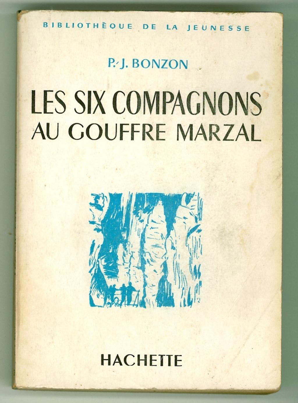 6c du mois; Les six compagnons au gouffre Marzal Scan2511