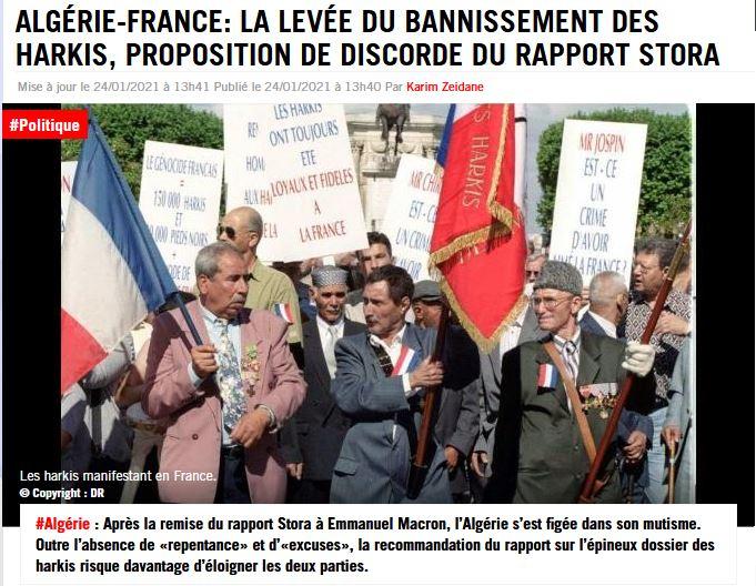 """Algérie : Benjamin Stora dénonce ceux qui vivent d'une '""""rente mémorielle"""" 00010"""