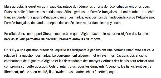 """Algérie : Benjamin Stora dénonce ceux qui vivent d'une '""""rente mémorielle"""" 000210"""