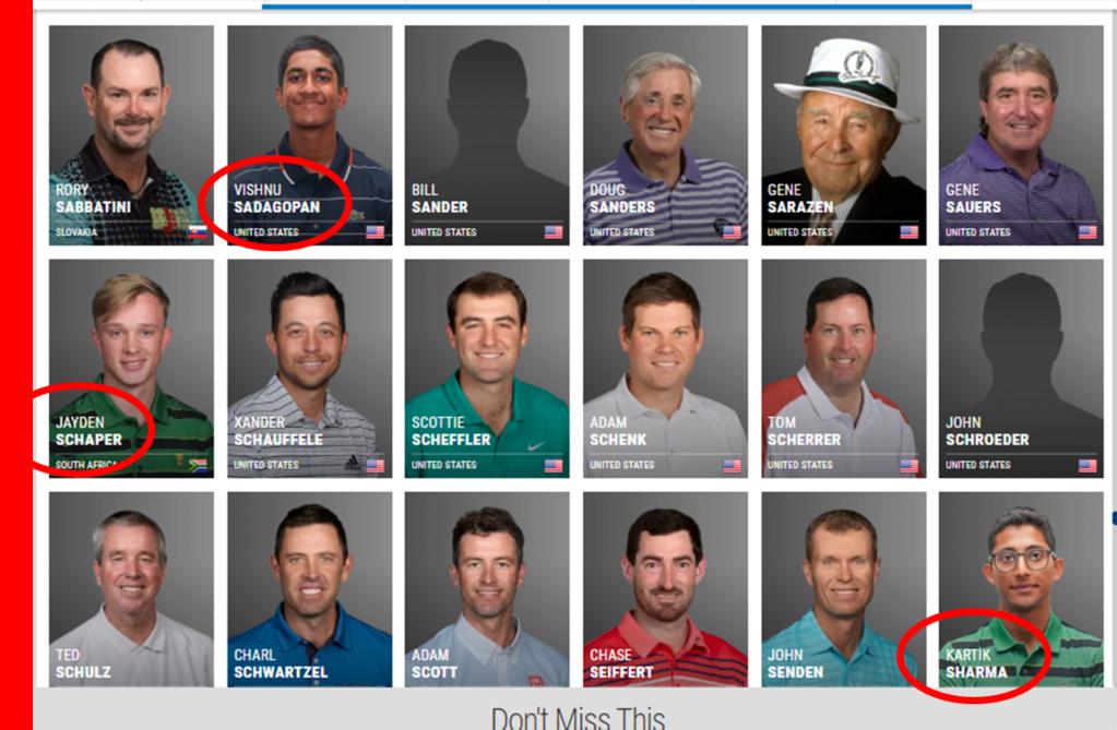 PGA Tour: The Players: Notes from the Ballwasher - Page 3 Pgatou11