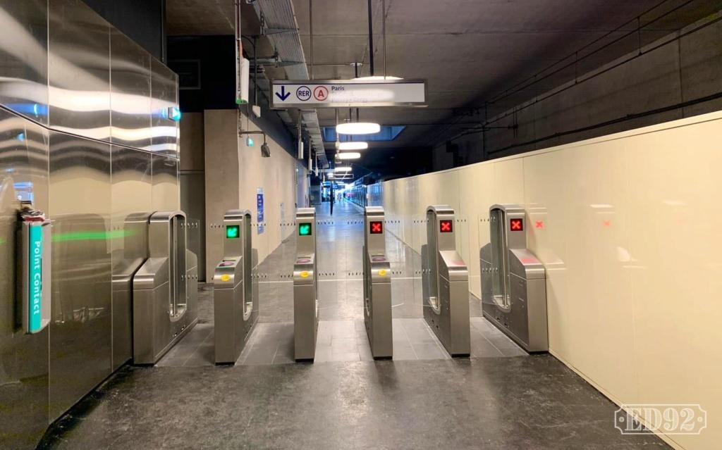 Pôle d'échanges multimodal de Marne-la-Vallée - Chessy (gares routières, SNCF et RATP) - Page 15 410