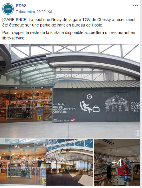 Pôle d'échanges multimodal de Marne-la-Vallée - Chessy (gares routières, SNCF et RATP) - Page 17 Gare_t10