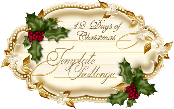 12 Days of Christmas TEMPLATES Challenge 12_doc11