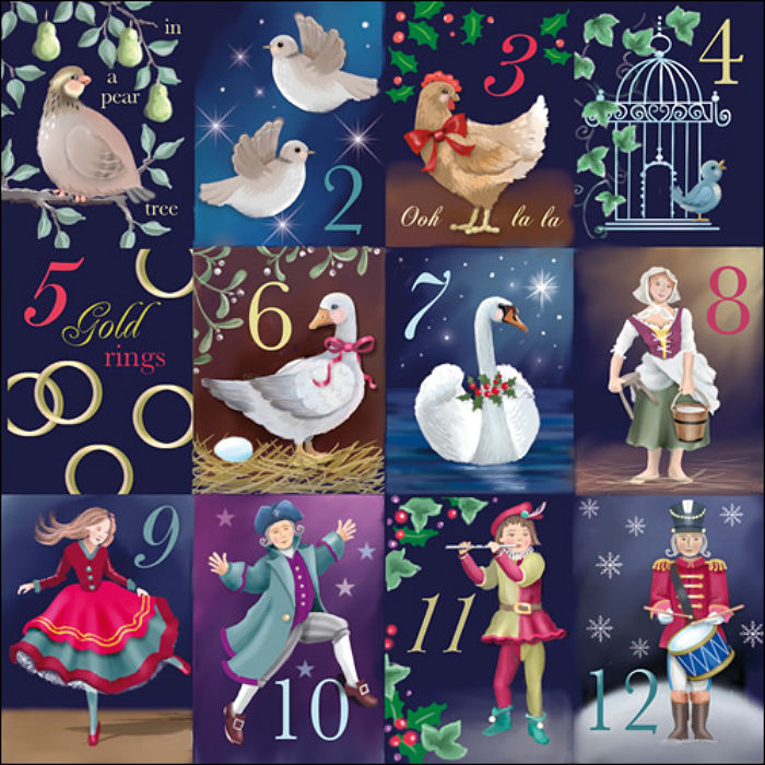 12 Days of Christmas Advent Calendar - Page 3 12days10