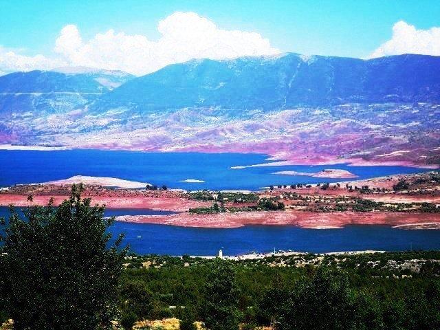 [Maroc Camp/Bivouacs] Lac Bin el ouifane 320