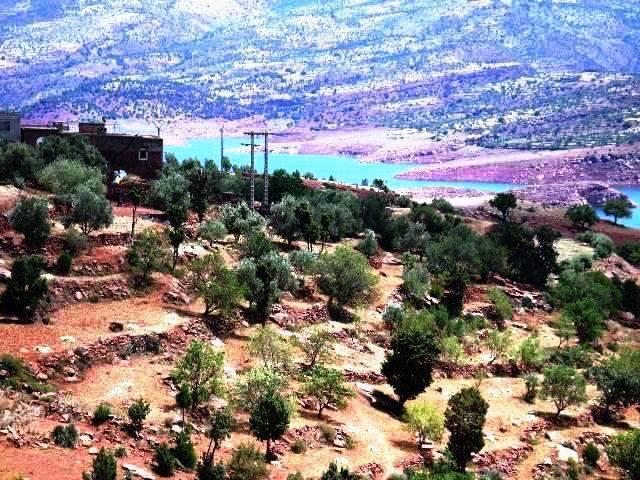 [Maroc Camp/Bivouacs] Lac Bin el ouifane 413