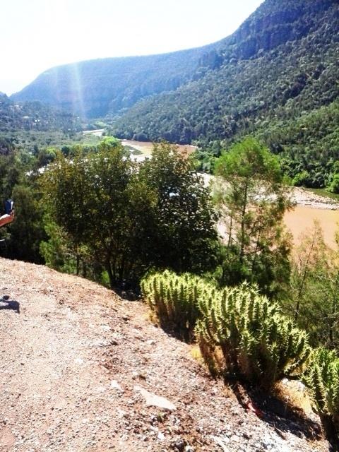 [Maroc Camp/Bivouacs] Lac Bin el ouifane 713