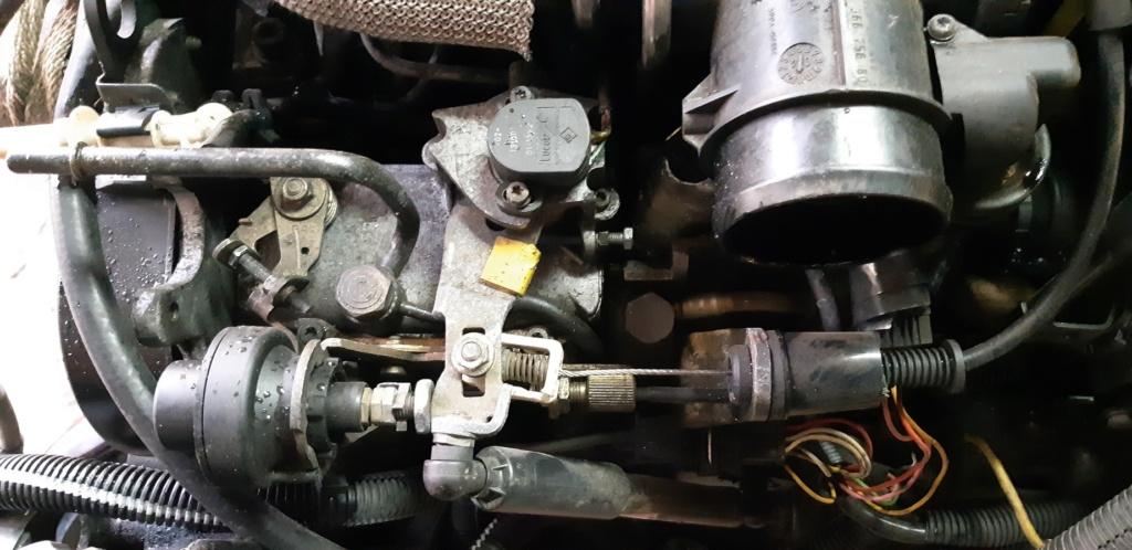 Changement moteur 206 1.9d 367611
