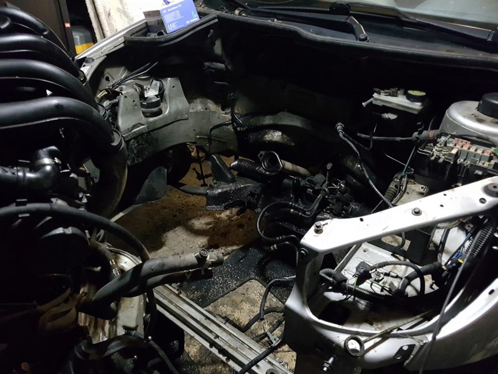Changement moteur 206 1.9d 368210