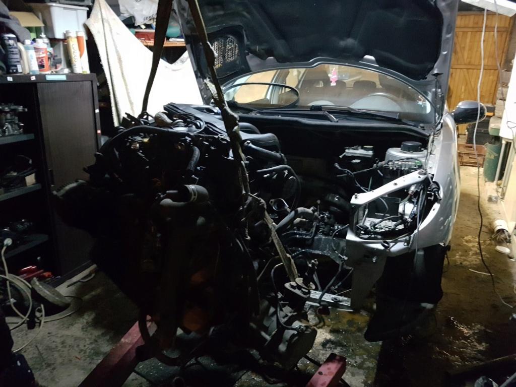 Changement moteur 206 1.9d 368310