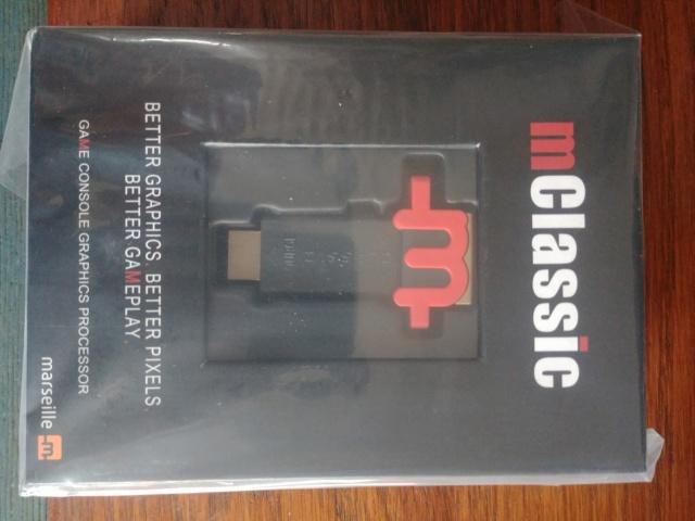 mCable Classic, post traitement d'image de console rétro ou pas vers 1080p 60 fps jusqu'à 4K 30fps. 20191010