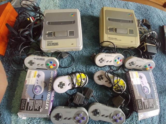 [ESTIM] Jeux SNES et GB PAL - US - JAP et Consoles GB Color OK et SNES HS et SFC HS 20191029