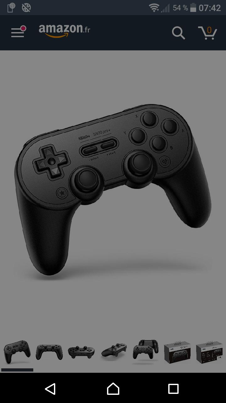 [Conseils] Quelle manette pour une Switch? Screen15