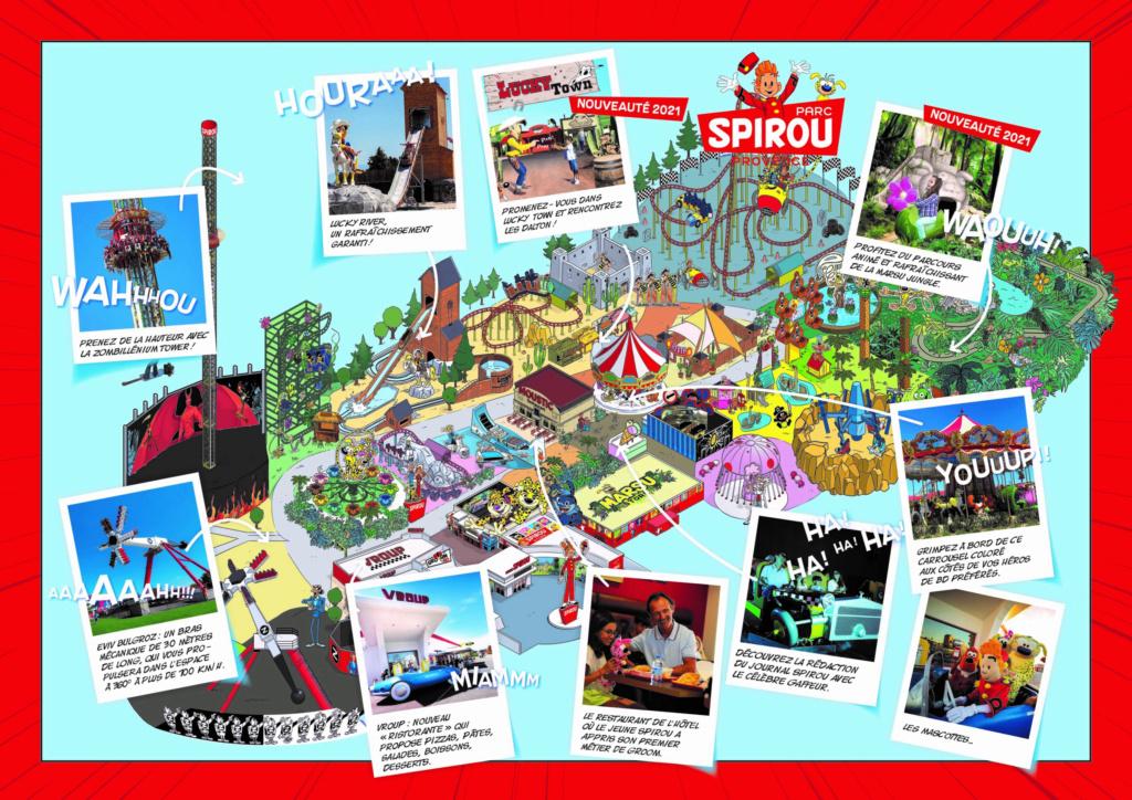 Parc Spirou Provence [France] (16 juin 2018) - Page 20 2021-p12