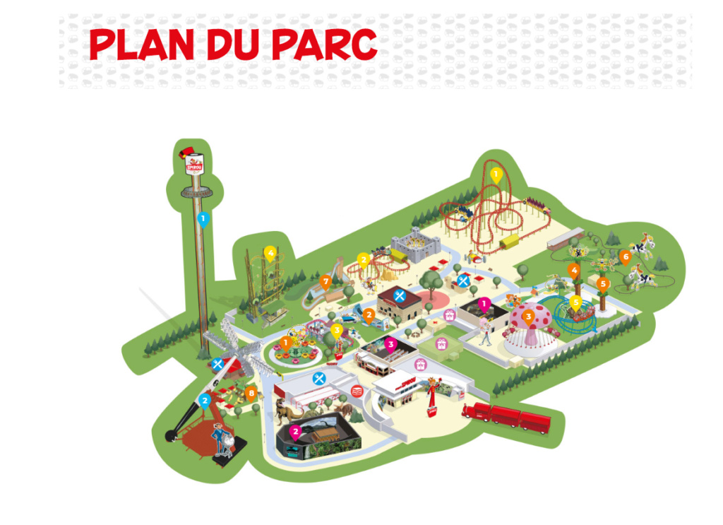 [France] Parc Spirou Provence (16 juin 2018) - Page 16 Plan_210