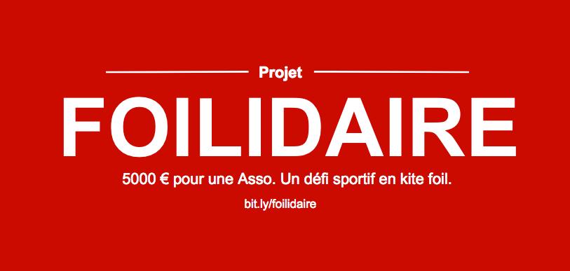 Projet Foilidaire au championnat de France de Kite Foil 43467110
