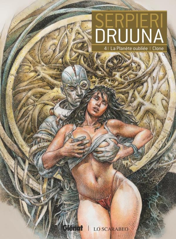 """Personnages de fiction et """"amour"""" Druuna10"""