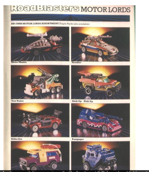 Les jouets de notre enfance. - Page 4 M_road11
