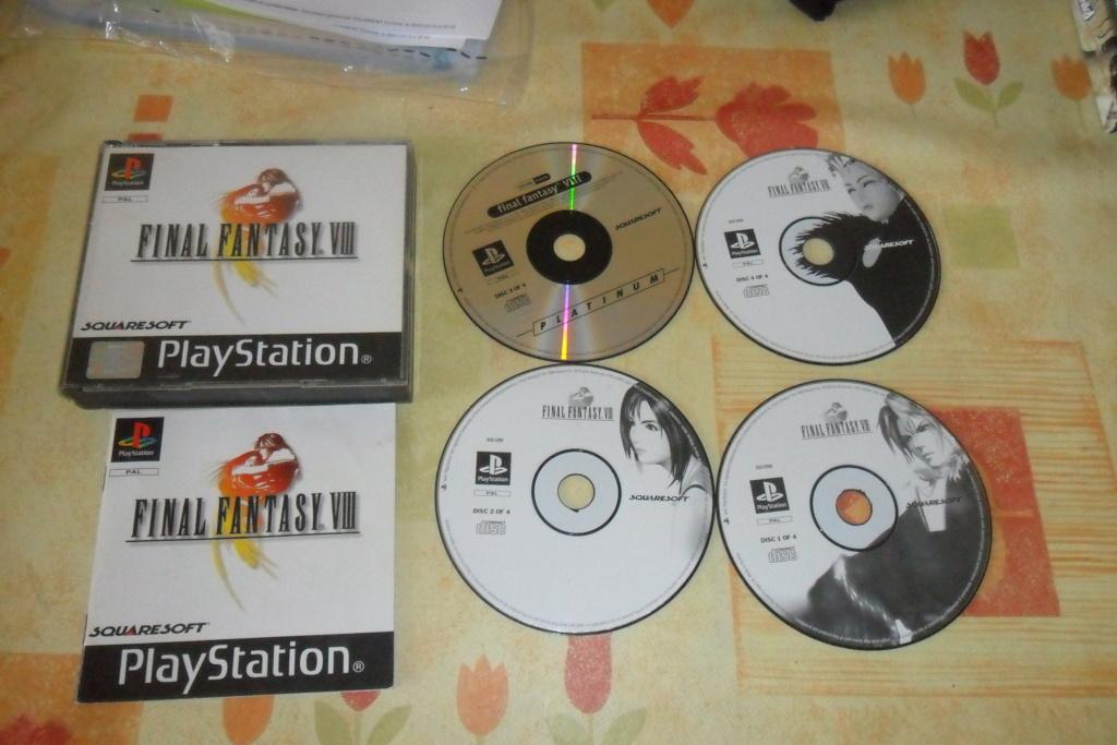 [ECH - RECH] Jeux, boites, disques et manuel PS2, PSP, PS3, GameCube, XOBX & XBOX 360... Sam_0410