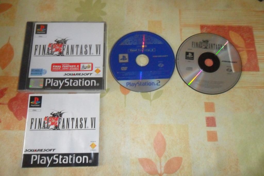 [ECH - RECH] Jeux, boites, disques et manuel PS2, PSP, PS3, GameCube, XOBX & XBOX 360... Sam_0411