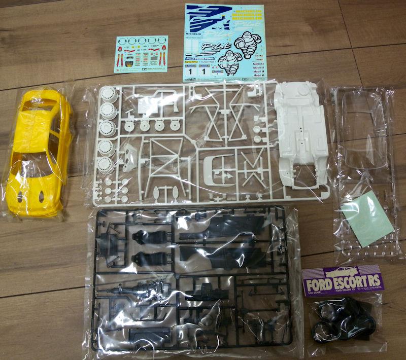 Community Build #27 - Rally Cars Dscn8412