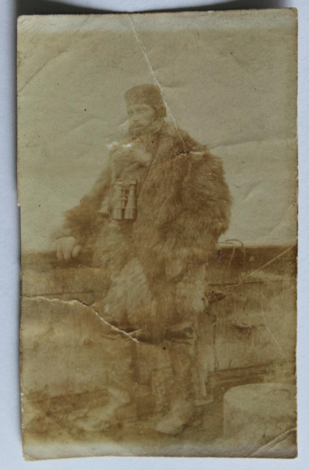 soldat 1918 Constanta Roumanie tenue fourrure Consta10