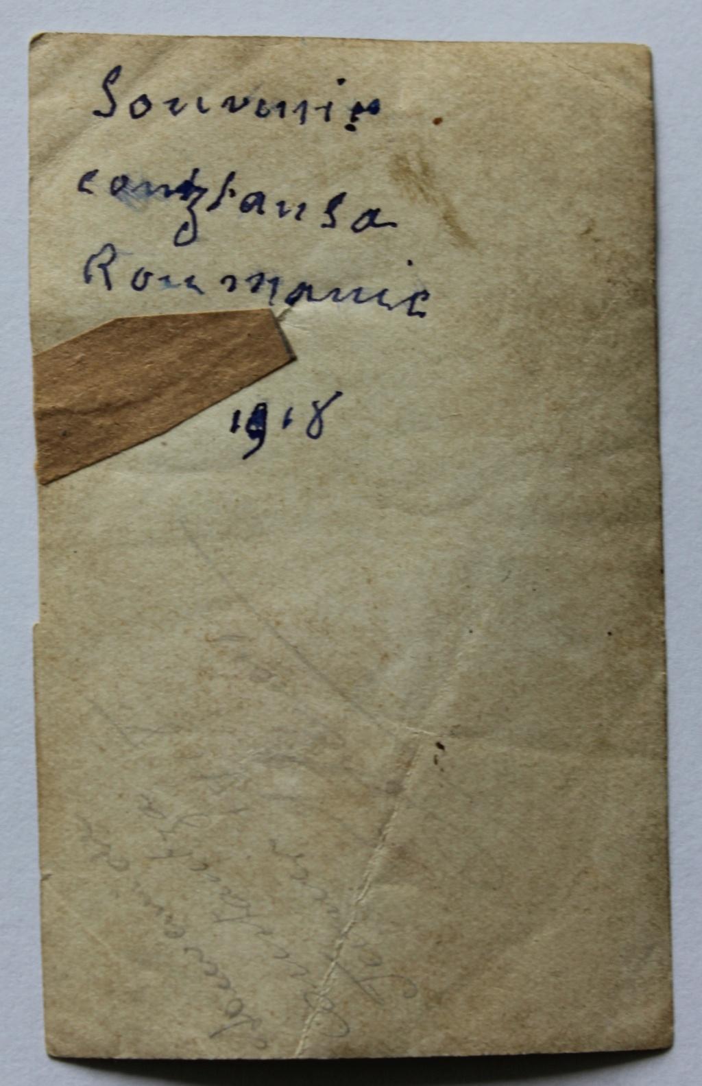 soldat 1918 Constanta Roumanie tenue fourrure Consta11