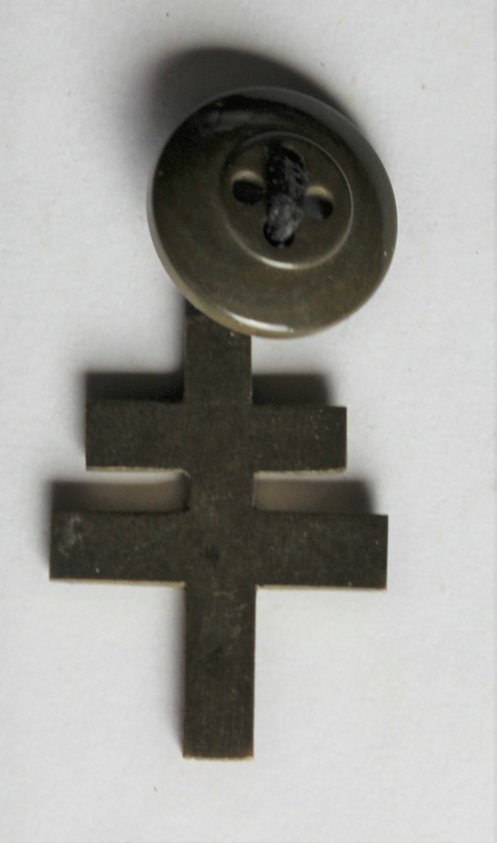 insigne croix de Lorraine bon pour 2 ans Img_6712