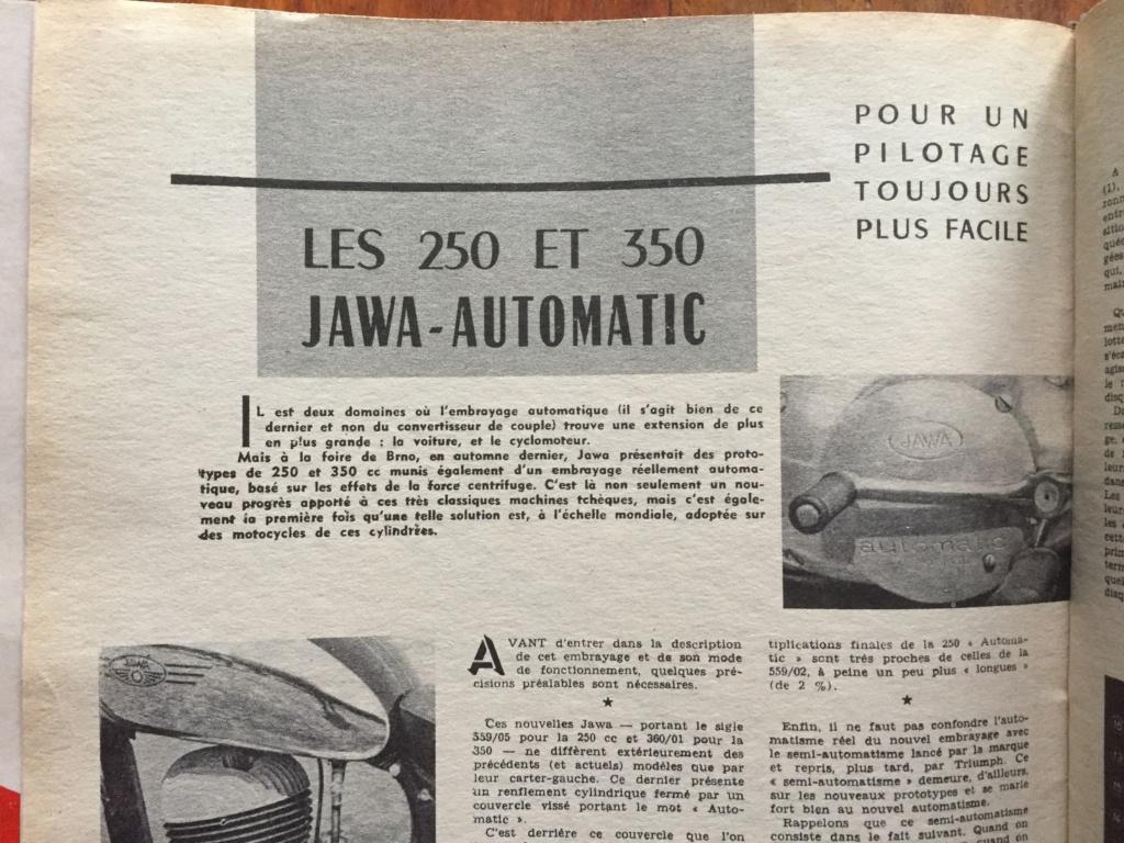 Jawa   embrayage automatique Jawa_a11