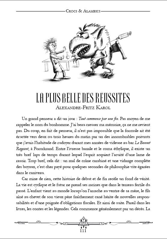 AT Crin de chimère ~ CROCS&ALAMBICS [SF] - Page 2 Captur19