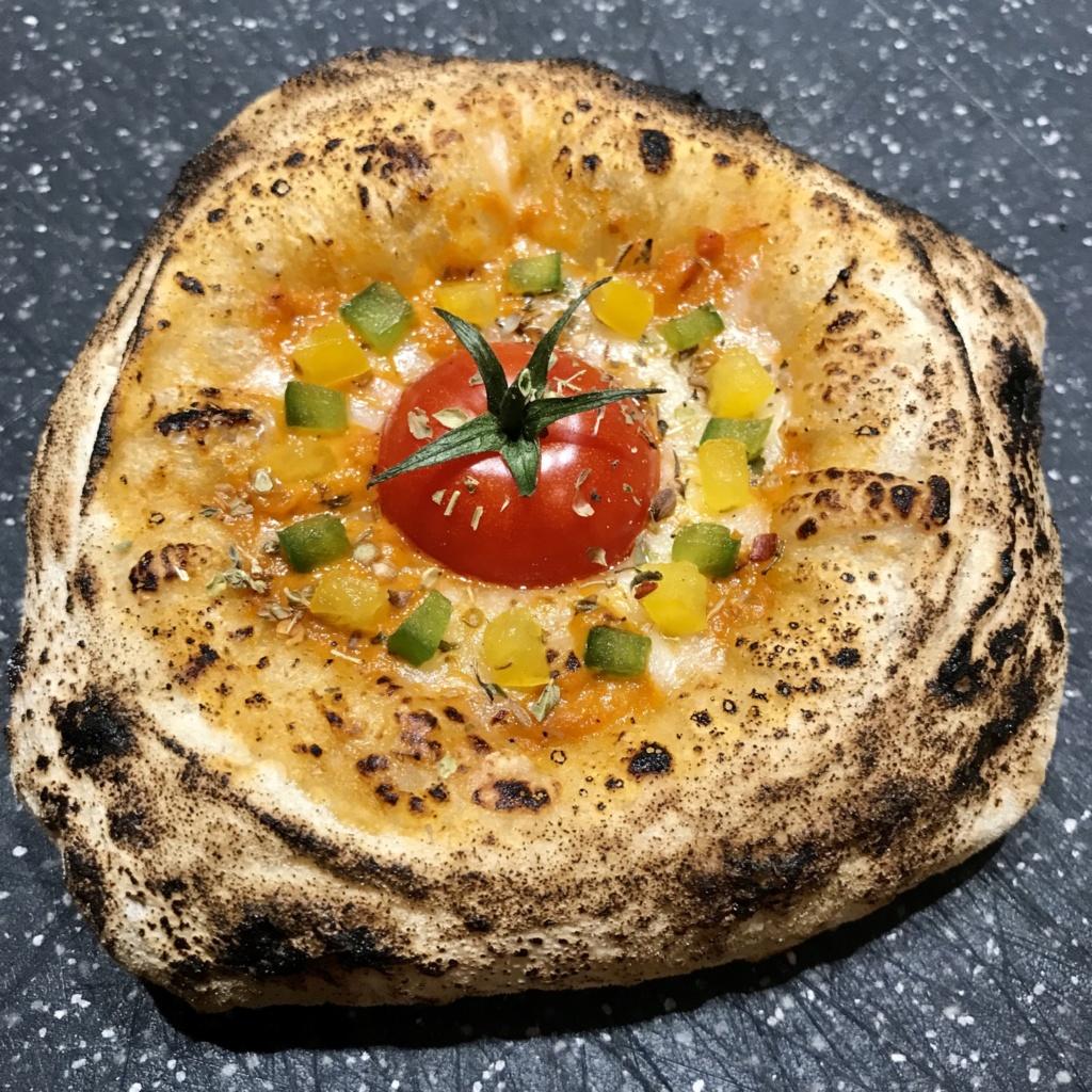 Mini pizza just for fun  09fdf710
