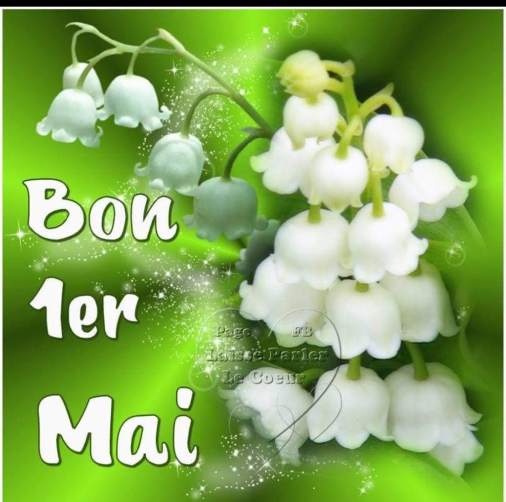 Bon 1 er Mai à tous les membres du forum  27208a10