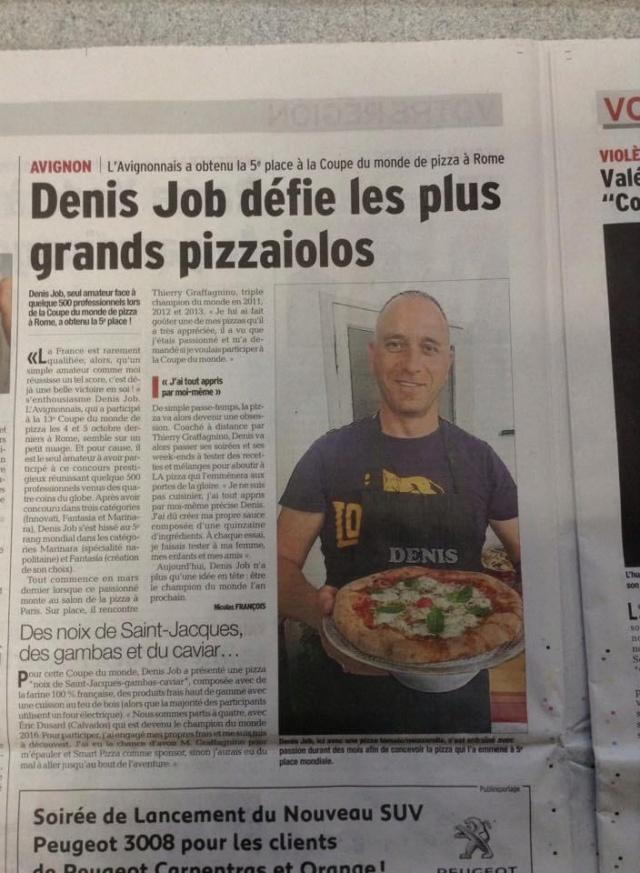 Articles de presse Denis JOB «alias» JOBI PIZZA  564be110