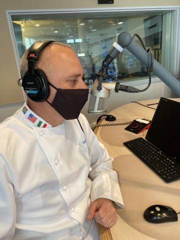 Denis Job «alias» JOBI PIZZA & radio France bleu Vaucluse  D2c94510