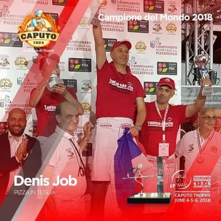 Podium Denis Job NAPLES 2018 Img_6110