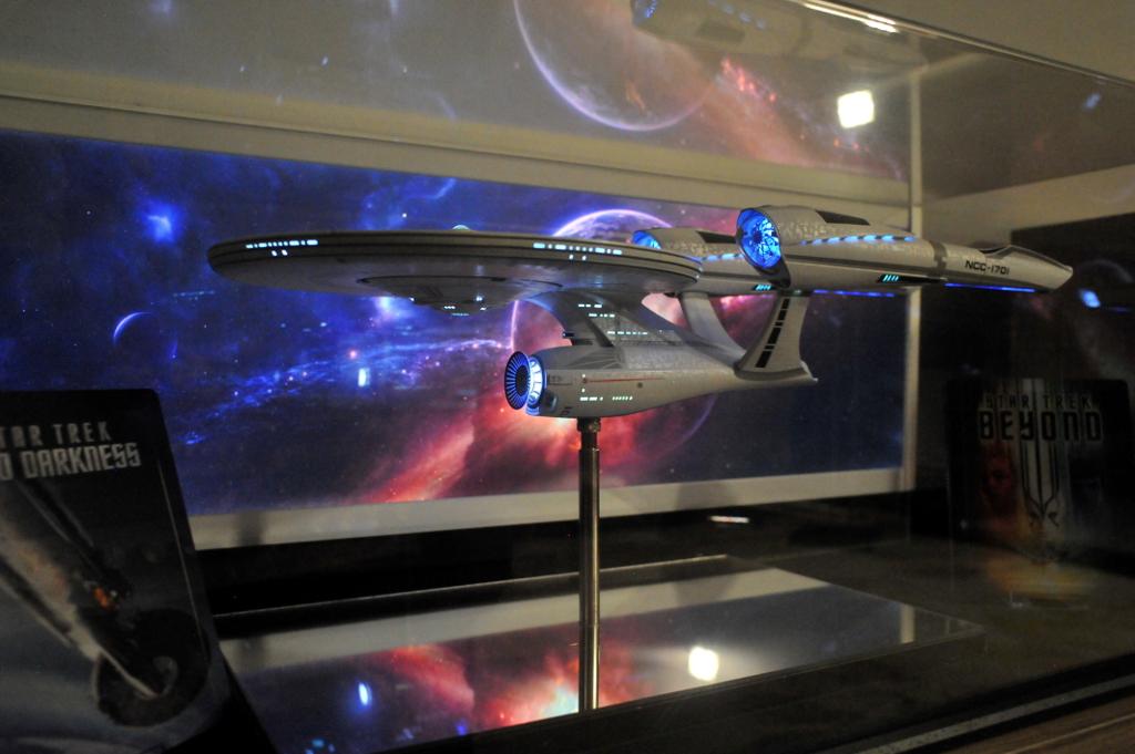 Collection n° 540 : Castor -  Enfin du Star Trek... - Page 15 3d10