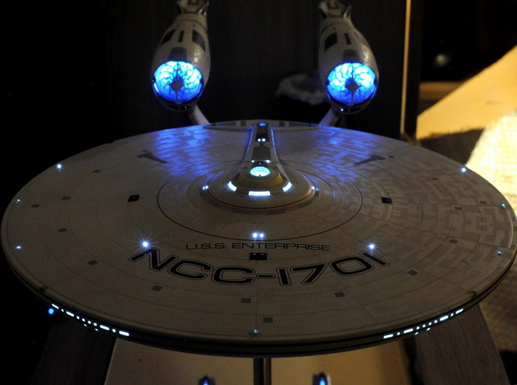 Collection n° 540 : Castor -  Enfin du Star Trek... - Page 15 4a11