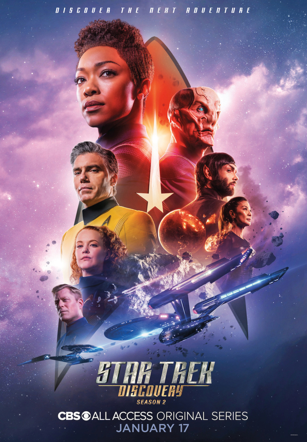 Star Trek Discovery (2017) - Page 2 Mv5bot10