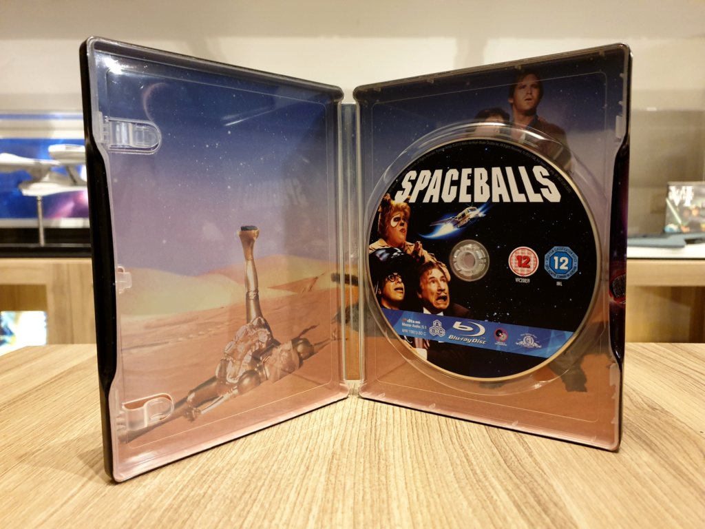 Topic sur les steelbook / Digibook - Page 30 Spaceb14