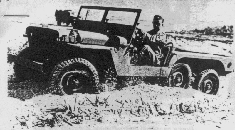 Jeep willys 6×6 RC Image311