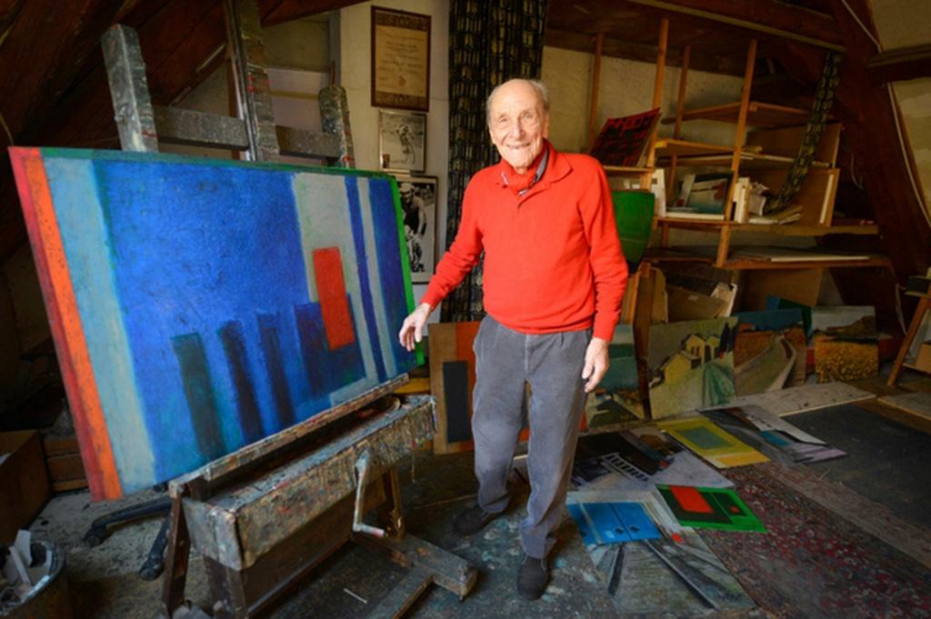 Jacques MERCET, constructeurs de cycles de compétition en Suisse Romande - Page 6 Peintr10